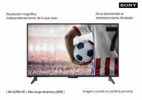 Televisor smart led 4K Sony 65 pulgadas