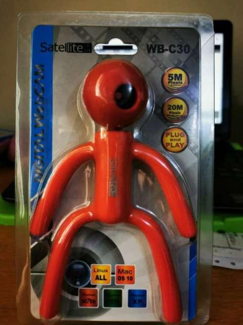 Webcam usb 2.0
