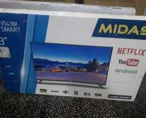 TV Smart midas 43 pulgadas