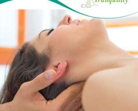 Masaje en cuello y espalda de 30 minutos