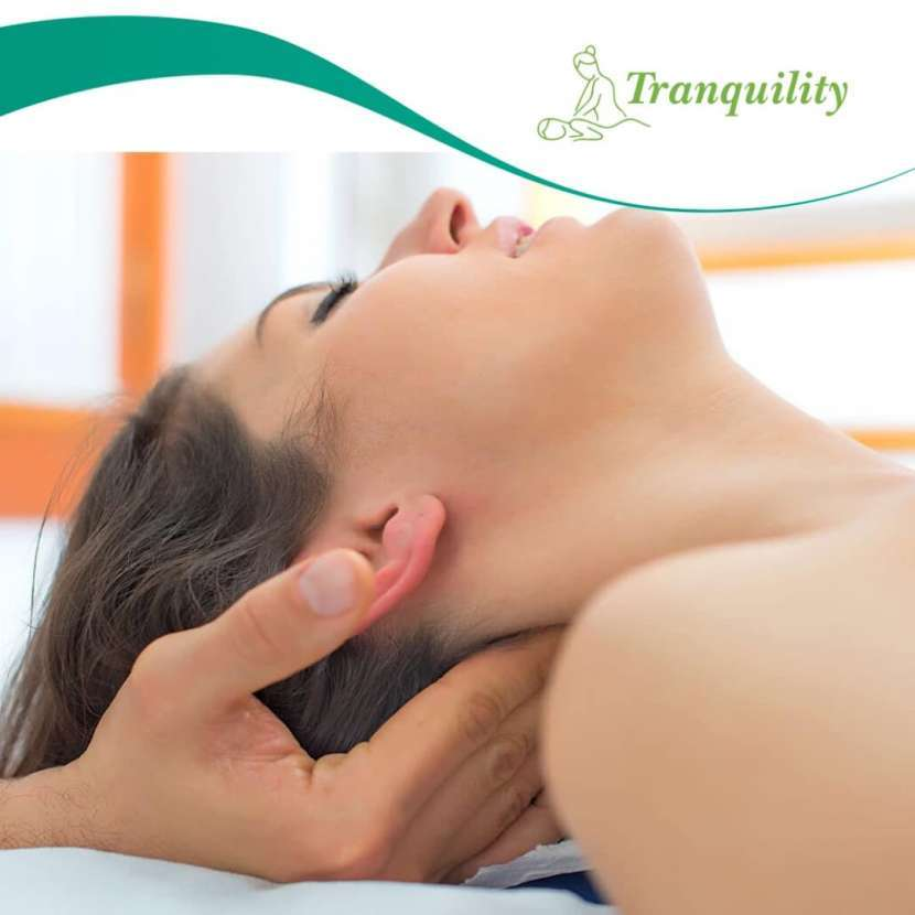 Masaje en cuello y espalda de 30 minutos - 0