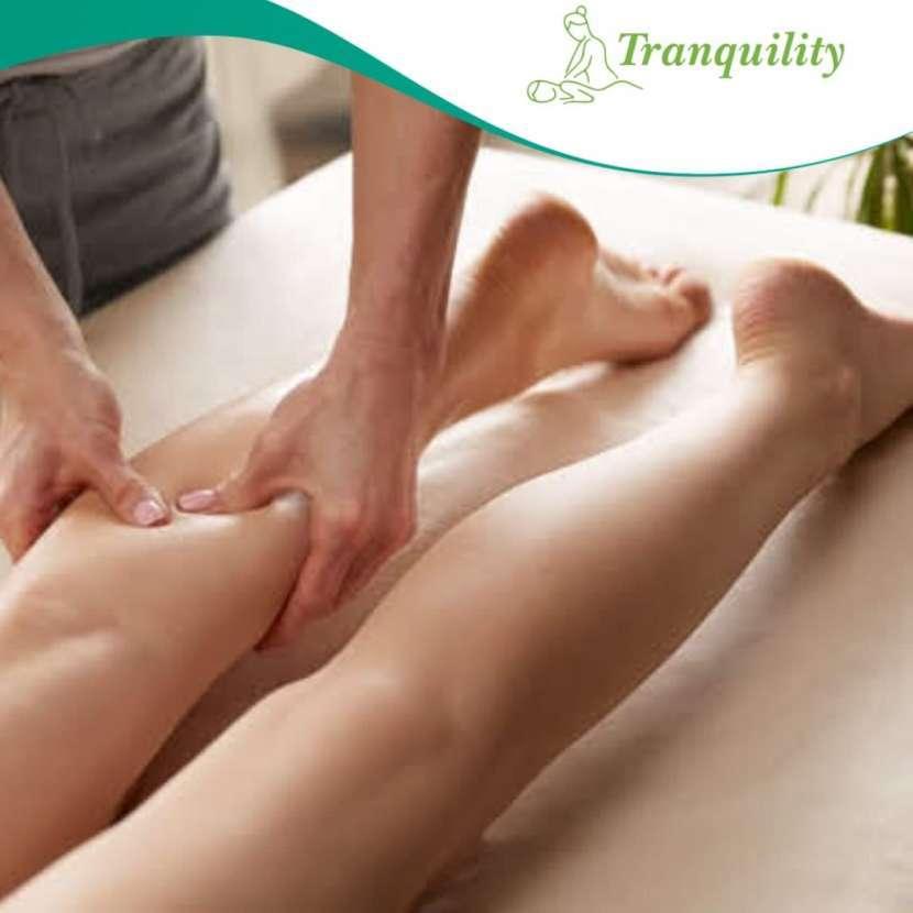 Reflexología masaje en pies y piernas - 0