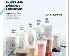 Batidos shake hinode