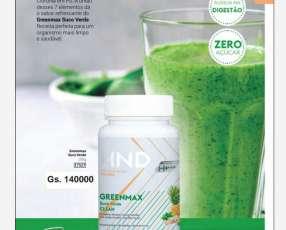 Jugó verde green max
