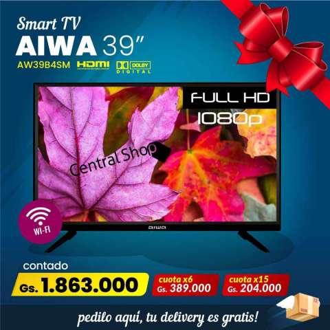 Smart TV AIWA 39 pulgadas