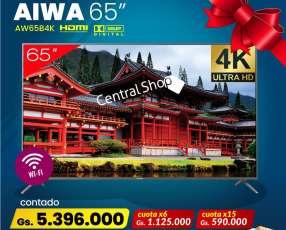 Smart TV AIWA 65 pulgadas