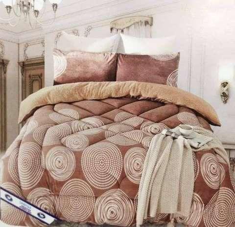 Cobertores felpudos