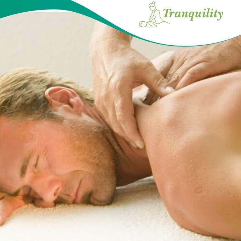 Masaje en cuello y espalda de 30 minutos - 1
