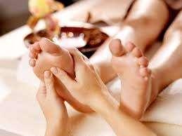 Reflexología masaje en pies y piernas - 1