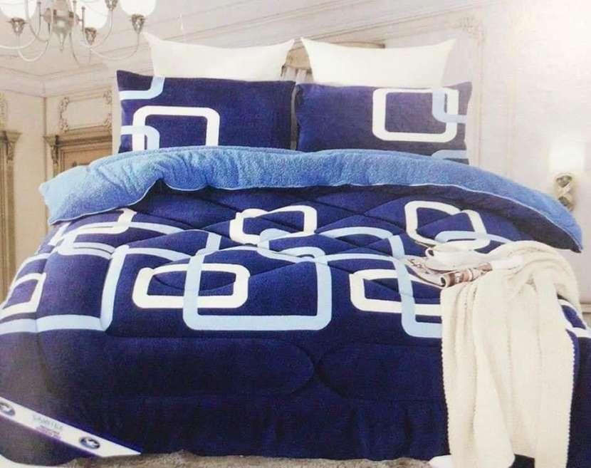 Cobertores felpudos - 1