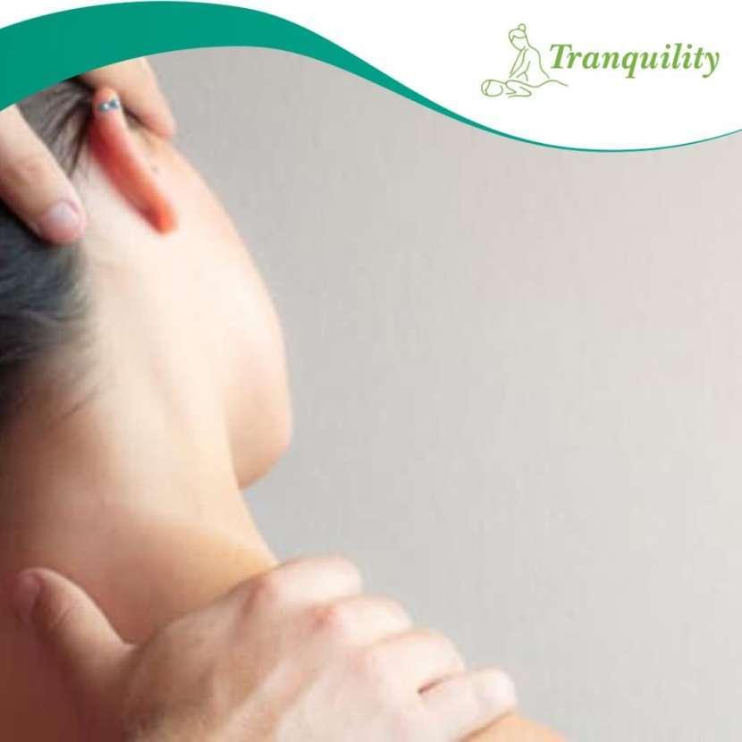 Masaje en cuello y espalda de 30 minutos - 2