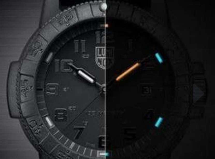 Reloj de lujo Luminox Blackout - 2
