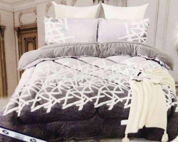 Cobertores felpudos - 2
