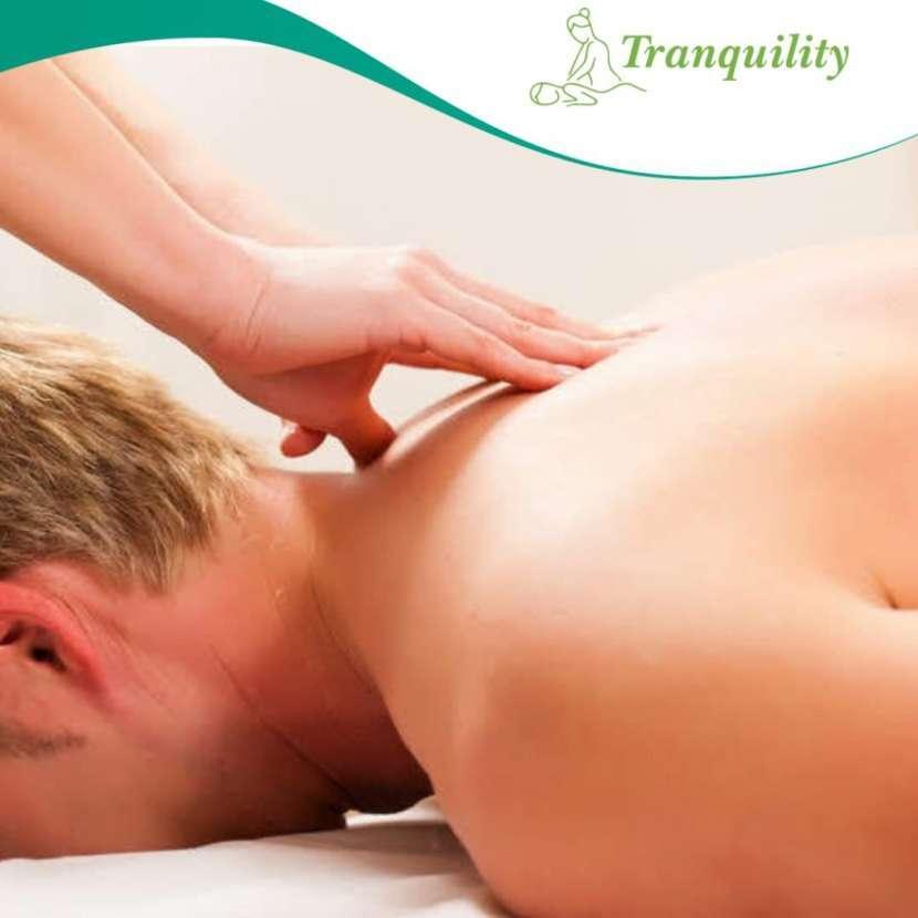 Masaje en cuello y espalda de 30 minutos - 3
