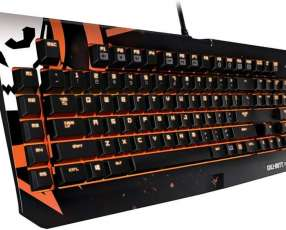 Teclado Mecánico Razer Blackwidow Chroma Call Of Duty