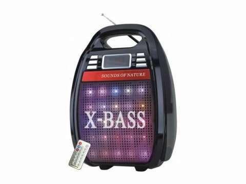Parlante karaoke Megastar