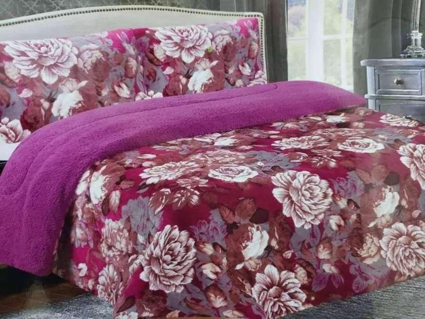 Cobertores felpudos - 0