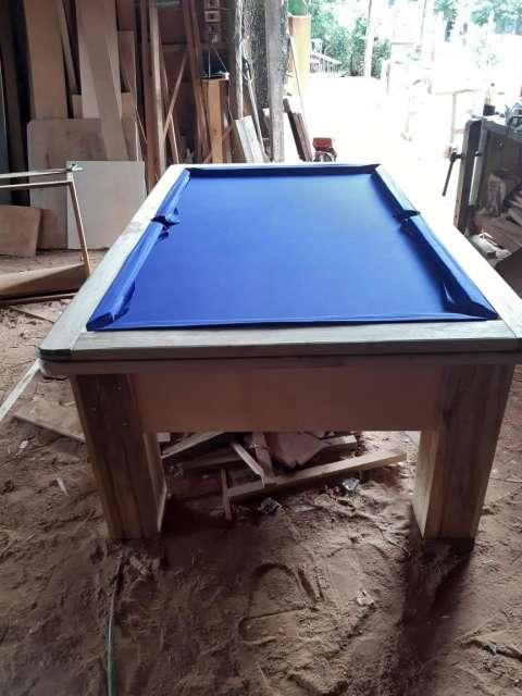 Mesas de ping pong tejo billar y piki