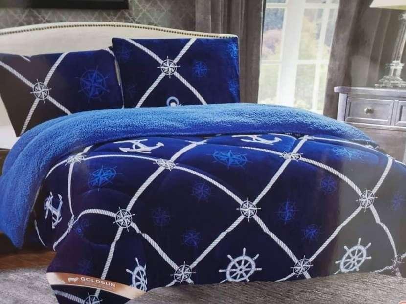 Cobertores felpudos - 7