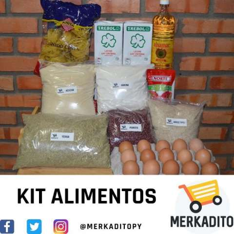 Kit de Alimentos