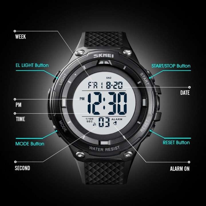 Reloj Skmei digital sumergible SKM1441 - 3