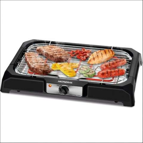 Parrilla eléctrica grand steak & grill