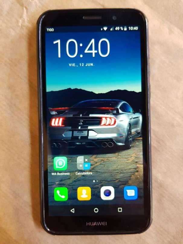 Huawei Y5 2018 4G LTE impecable - 0