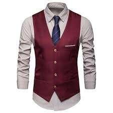 Chalecos de vestir para caballeros