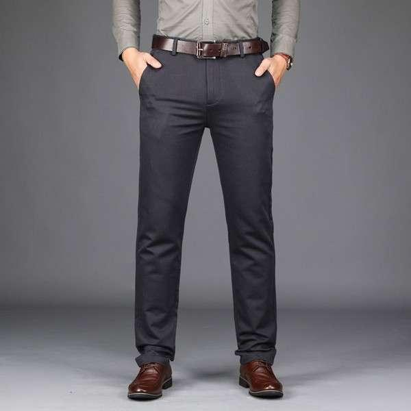Pantalón de vestir para hombre - 1