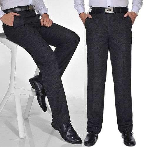 Pantalón de vestir para hombre - 0