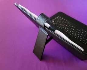 Funda para tablet con teclado
