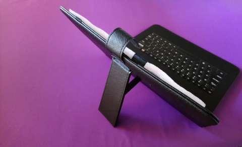 Funda para tablet con teclado - 0
