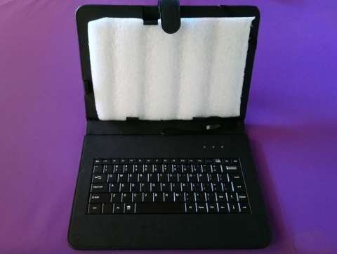 Funda para tablet con teclado - 1