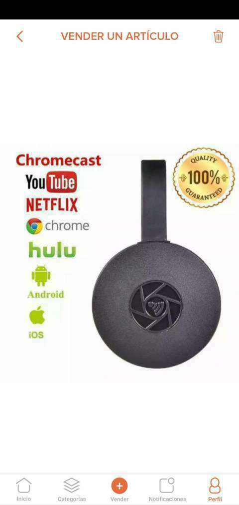 Chromecast 4k similar