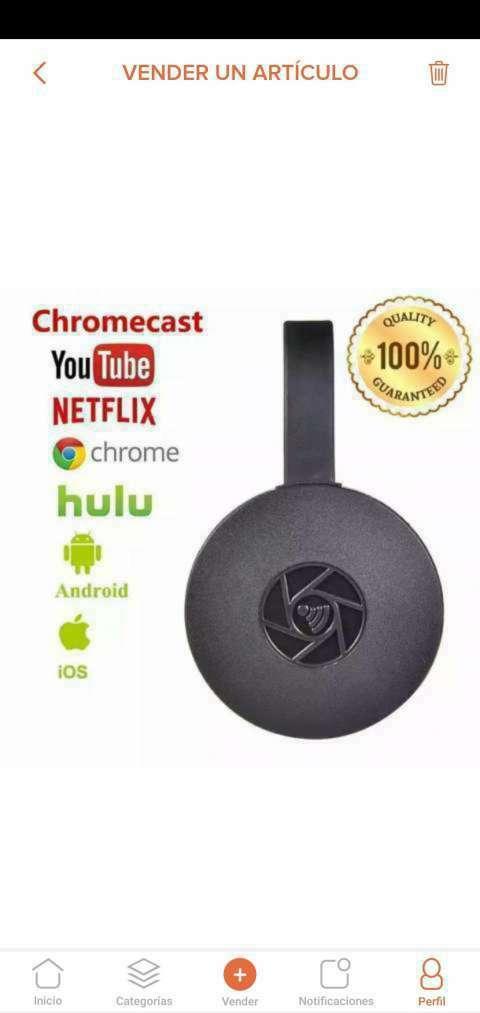 Chromecast 4k similar - 0