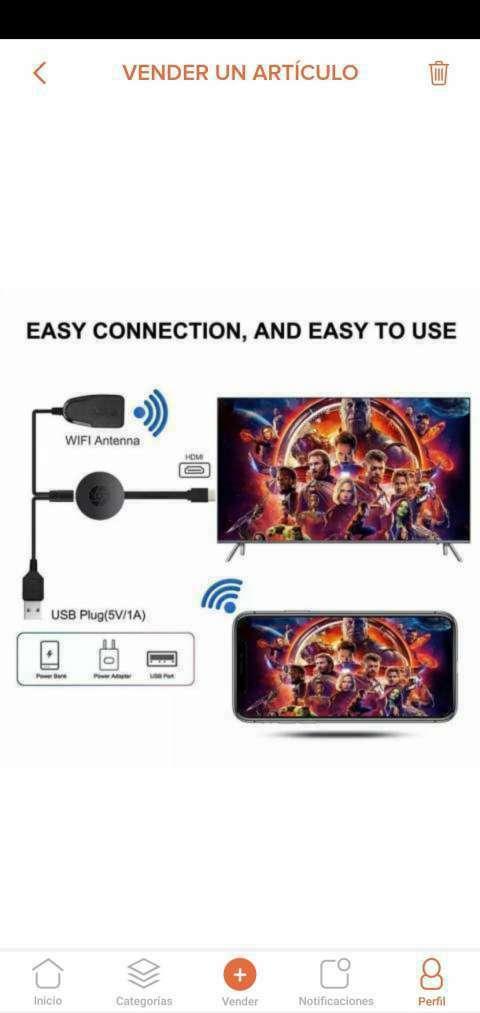 Chromecast 4k similar - 1