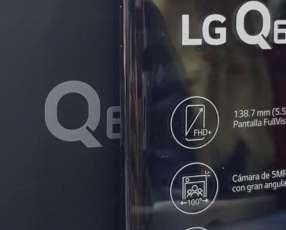 LG Q6 con protectores antishock de regalo