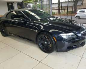 BMW M6 Coupe 2009 10 cilindros cabriolet