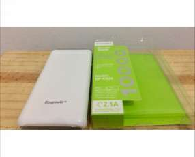 Cargador portátil Power Bank Ecopower 2 entradas 10000mAh