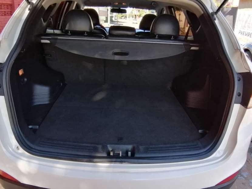 Hyundai Tucson 2011 motor turbo diésel automático 4x4 - 6