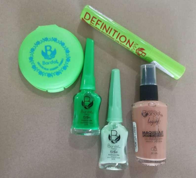 Kit de maquillaje - 0