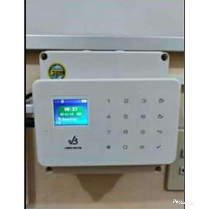 Instalación de alarmas GSM - 0