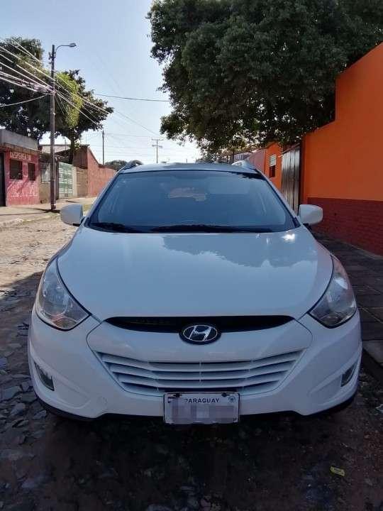 Hyundai Tucson 2011 motor turbo diésel automático 4x4 - 0