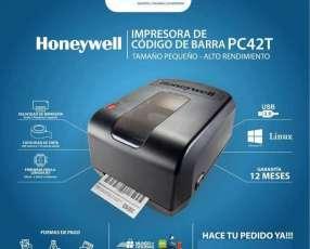Impresora de etiquetas termicas de codigos de barras