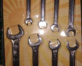 Kit de herramienta número 6 al 19