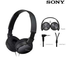 Auriculares sony- negro