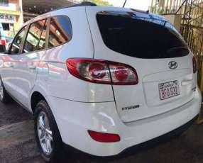 Hyundai Santa Fe 2010 motor 2.0 naftero automático