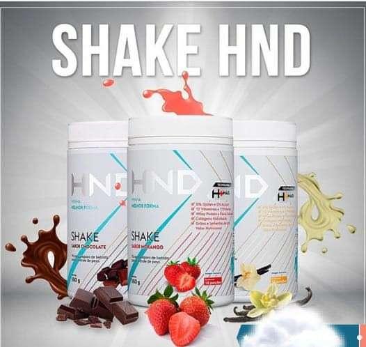 Shake HND - 0