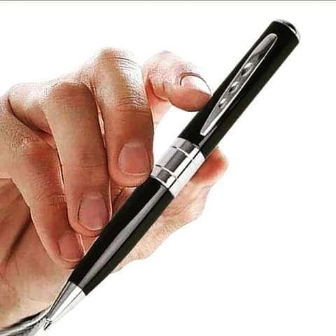 Bolígrafo con cámara - 1