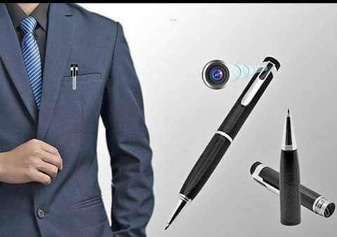 Bolígrafo con cámara - 2